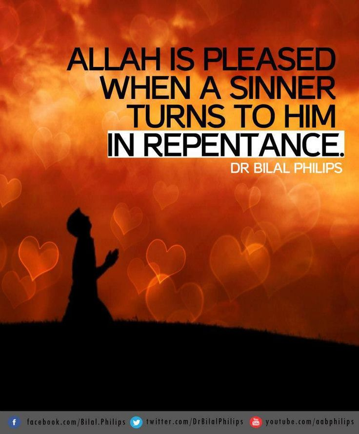 Always remind yourself to repent, no matter how many times you slip up. Allah loves those who repent.