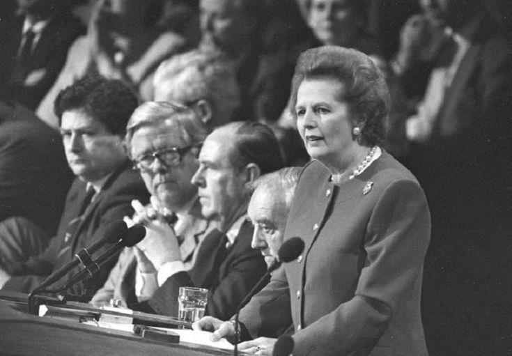 Речь Маргарет Тэтчер в Хьюстоне: «Как мы разрушали СССР» - 13 Января 2016 - Журнал МиллиардерЪ | Блоги