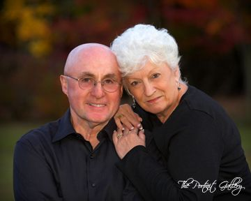 Portraits 50th Wedding Anniversary -