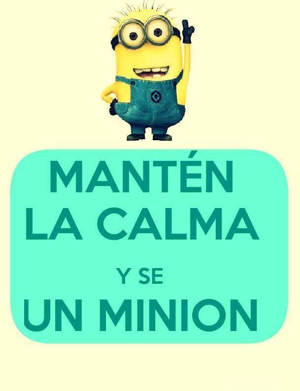 Keep Calm. Minion BananaKeep ...
