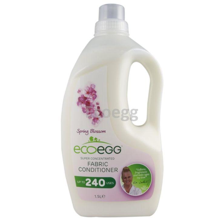 Ekologická aviváž s vůní Jarních květů na 240 praní Ecoegg. Využijte dopravu zdarma při nákupu nad 890 Kč nebo výdejní místo zdarma v naší kamenné prodejně NuSpring v Praze.
