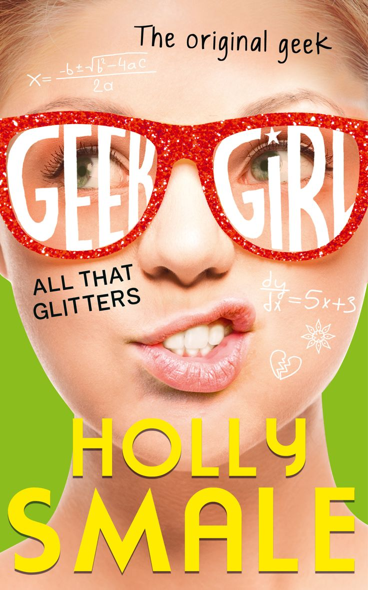#Win a copy of Geek Girl - All That Glitters Book 4 by Holly Smale  #Giveaway #competition @SerenityYou