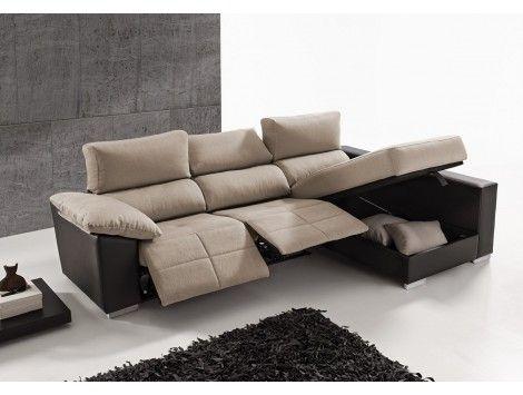 Sofa Relax Chaise Longue Camalia