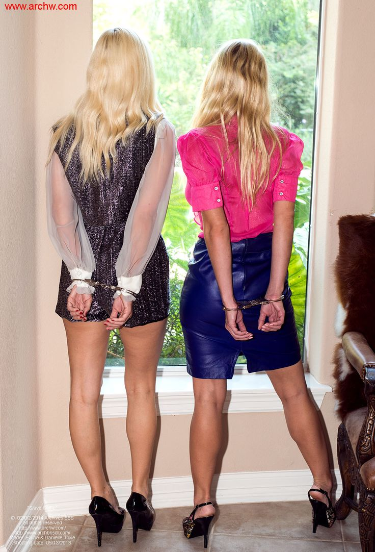 Variant ldies in handcuffs and mini skirts opinion you