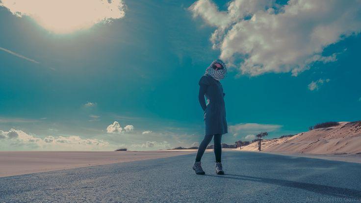 Misteriosa - De Paseo por arena y viento