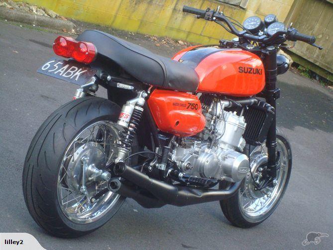 Suzuki GT750 1972 | Trade Me