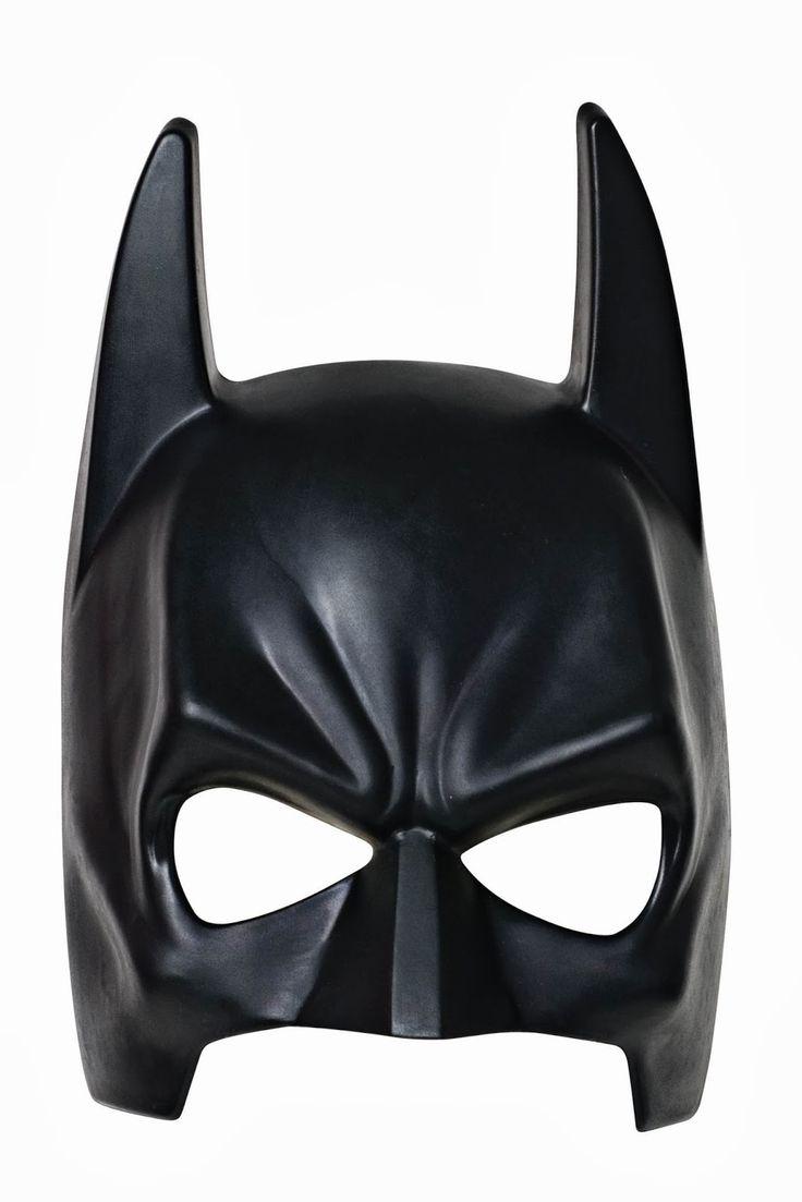 Batman And Batgirl Free Printable Masks Superhero Fancy