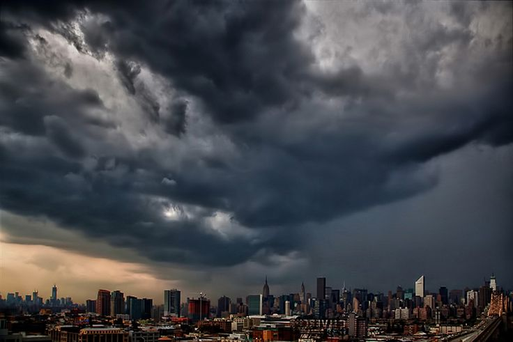 new yorkThunderstorms, Photos, Summer Storm, Big Apples, New York Cities, News, Storms Clouds, Nyc, Extreme Weather