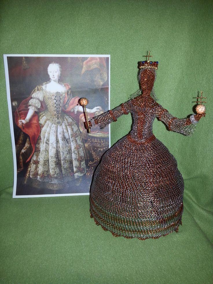 Marie Terezie - 300let od narození 1717