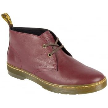 The 2-eye Cabrillo boot taps into the season's lightweight look and feel. Soft and easy-to- wear Virginia Leather offers a substantial but casual feel, while the refined, cemented, air-cushioned sole means these are instantly comfortable and always durable. #DrMartens #Cabrillo #cherry-red http://www.marshallshoes.co.uk/mens-c1/dr-martens-mens-cabrillo-cherry-red-virginia-desert-boot-16743601-p3737