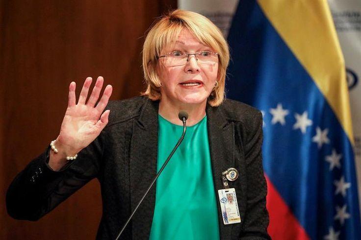 México ofrece asilo político a la exfiscal general venezolana