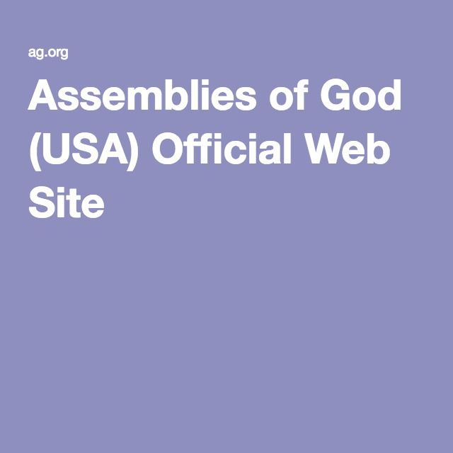 assembly of god dating service