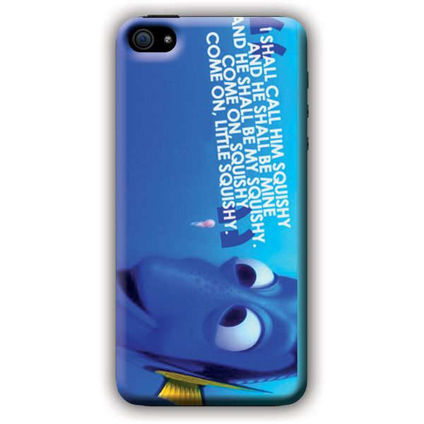 Finding Nemo (squishy) iPhone 6 i6 Case (€86) ❤ liked on Polyvore featuring accessories and tech accessories