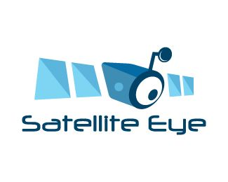 Satellite Eye Designed by wadheanand | BrandCrowd