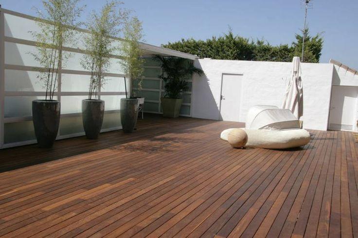 25 best tarima de exterior images on pinterest decking - Tarima exterior sintetica ...