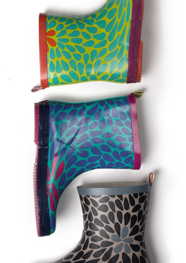 """""""Britt-Marie"""" rain boot in natural rubber – Accessories – GUDRUN SJÖDÉN – Webshop, mail order and boutiques 
