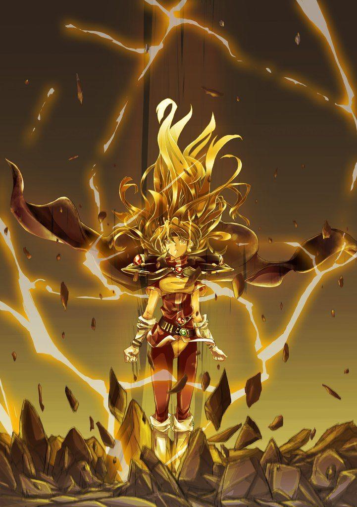 Slayers - Lina Inverse, fav anime of all times