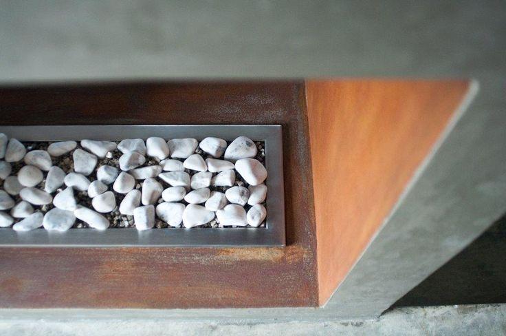 Earthcote Iron Paint #PaintSmiths #homedecor #stones