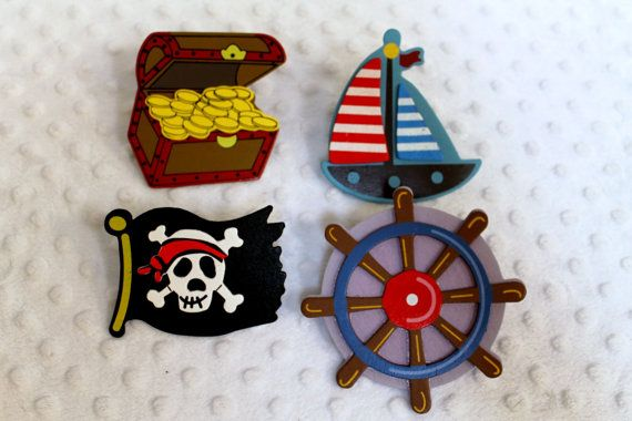 Pirates Plug Covers, Socket Covers, Outlet Covers, Decorative Kids ...