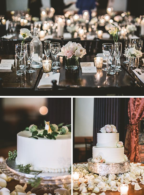 A Relaxed Portland Restaurant Wedding by Christy Cassano Meyer Photography - Wedding Party