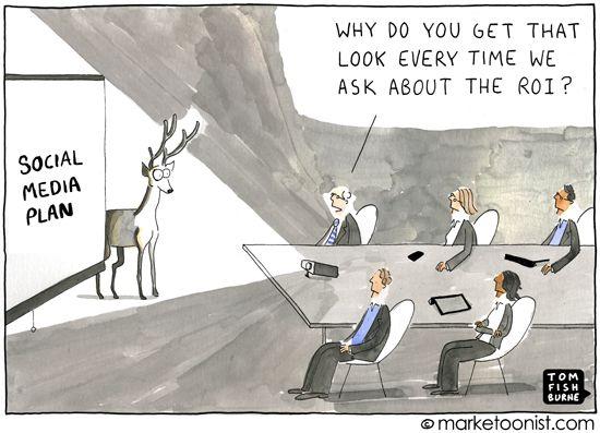 El ROI en Social Media. #socialmedia