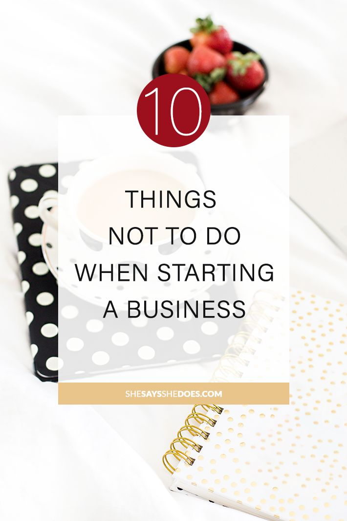 Have you ever wondered what some of the worst possible mistakes are when starting a business? I'll share with you ten of the most awful mistakes I made which paid a part in my business that failed.