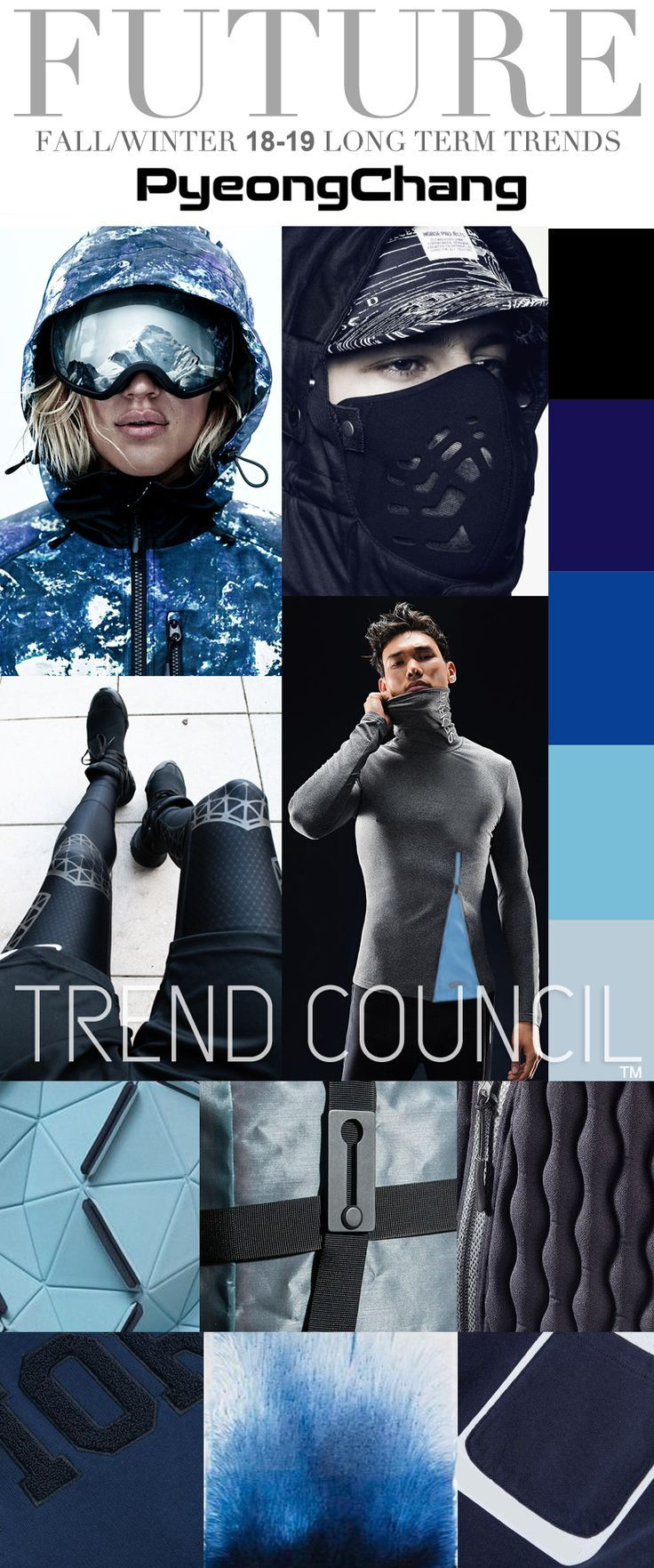 Resultado de imagem para trend council f/w 18-19