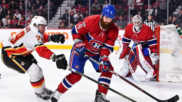 The Habs start their Alberta series with a date in Calgary.