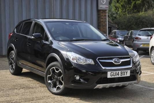 Used 2014 (14 reg) Black Subaru XV 1.6i SE 5dr Lineartronic for sale on RAC Cars