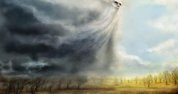 Płanetnik lub Chmurnik, panowie chmur