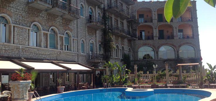 Taormina Park Hotel basseng