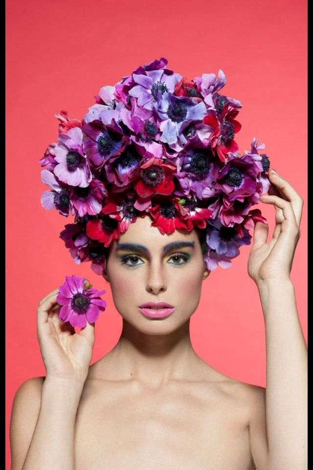 Flores Fashion www.cysfotografia.com