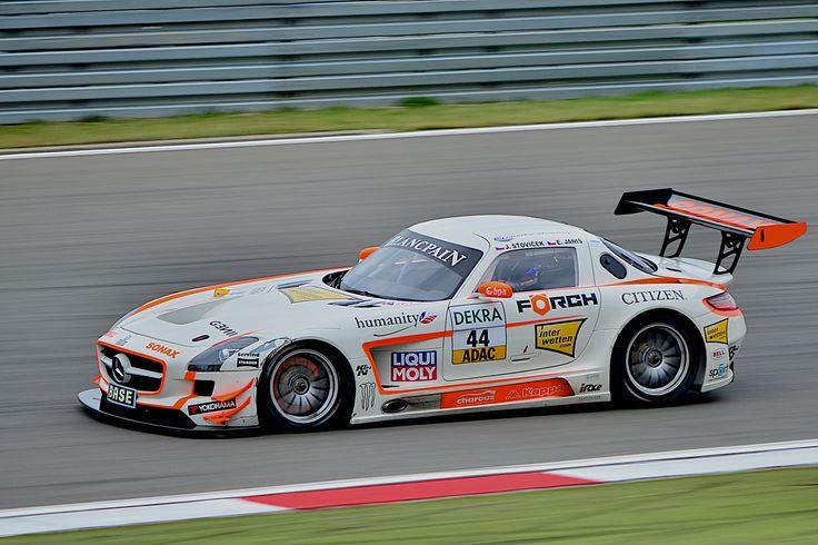 Mercedes SLS AMG GT3 GT-Masters 2012 - Mercedes-Benz SLS AMG GT3 – Wikipedia