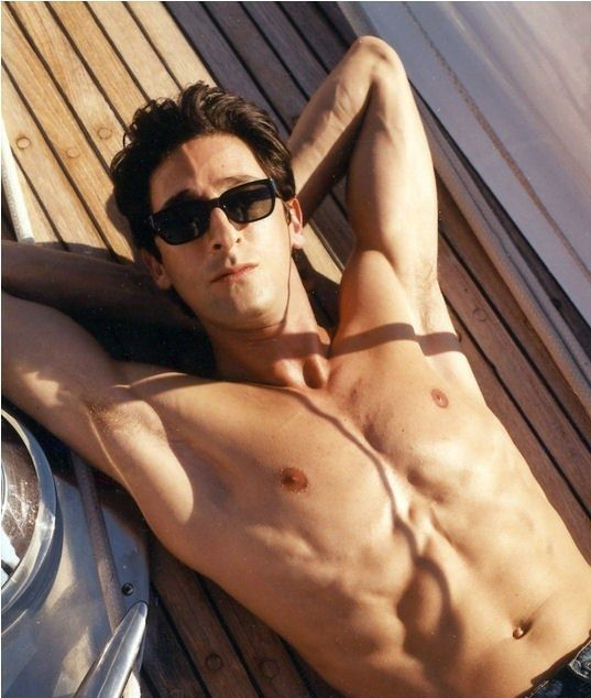 Adrien Body **Brody