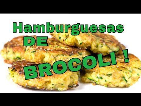 Tortitas de brocoli + Ensalada de remolacha Comida facil y sin gluten
