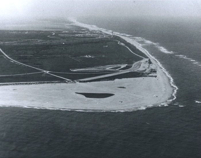 Aerial View Of Buxton Beach Old Days Of Hatteras Island Pinterest Buxton F C Beaches And