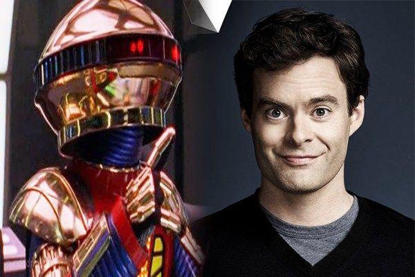 Bill Harder dara la voz al compañero de los Power Ranger Alpha 5