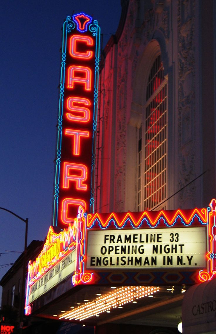 Castro Theater...San Francisco