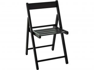 Cadeira de Madeira Maciça Dobrável - Tramontina Aconchego