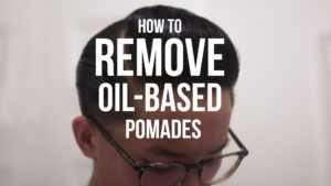 Simple Ways to wash out Pomade - Mens Pomade