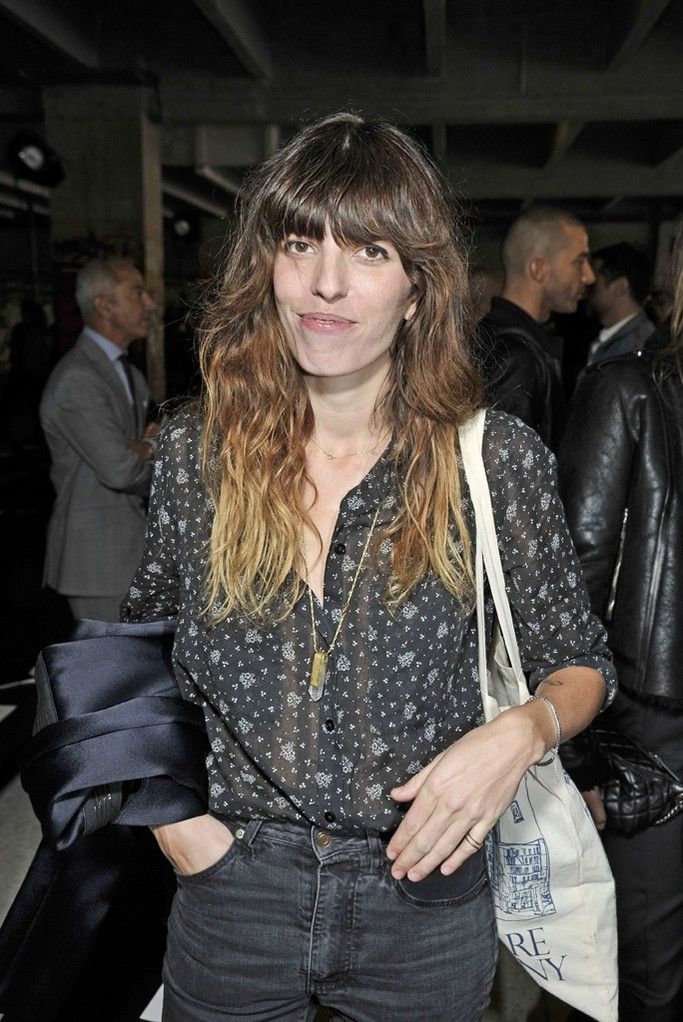 Lou Doillon [Photo by Stéphane Feugère]