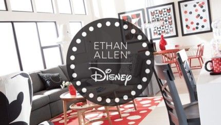10 Must Haves From The New Ethan Allen Disney Furniture Collection