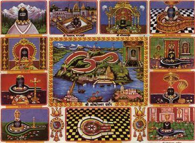 Dwadasha jyotirlinga smaranam