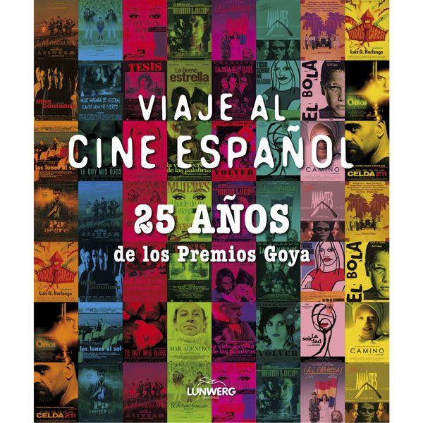 Un libro que conmemora el 25 aniversario de los Premios Goya, y que acercará al lector a cada una de las profesiones relacionadas con el mundo del cine.
