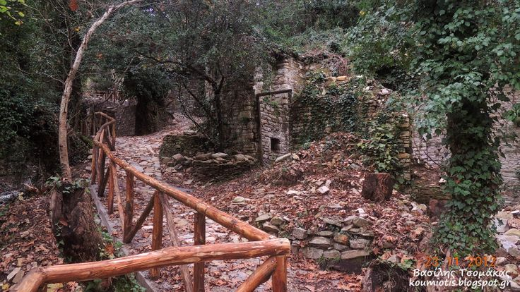 the mill of Santa