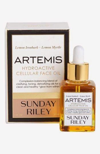 Pixiwoo.com: Sunday Riley Artemis Face Oil