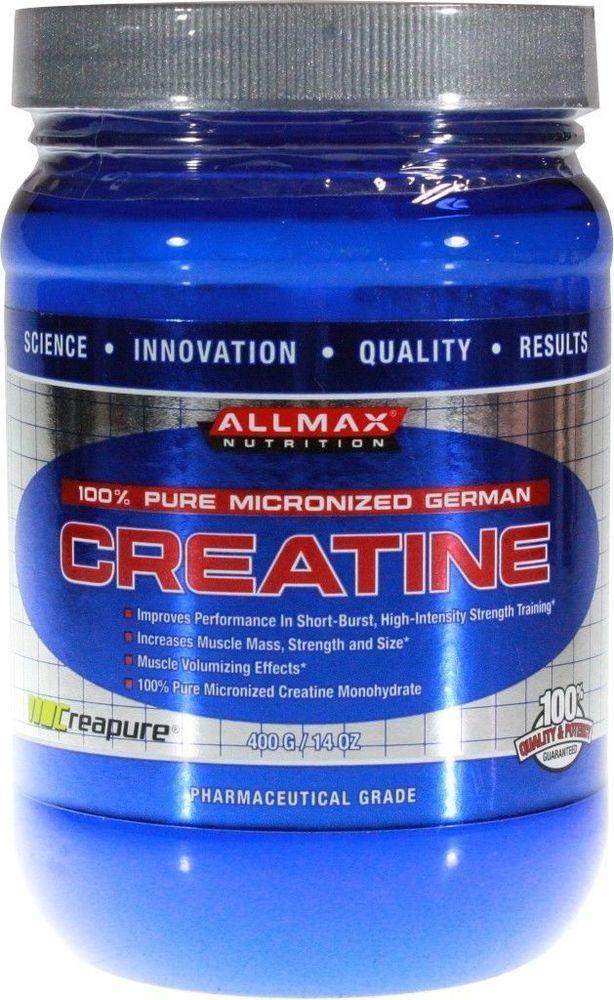 You get a lower bottom price!  1-2-3-4-5 ALLMAX NUTRITION 100% Pure Micronized German Creatine 400 grams Save #ALLMAXNUTRITION
