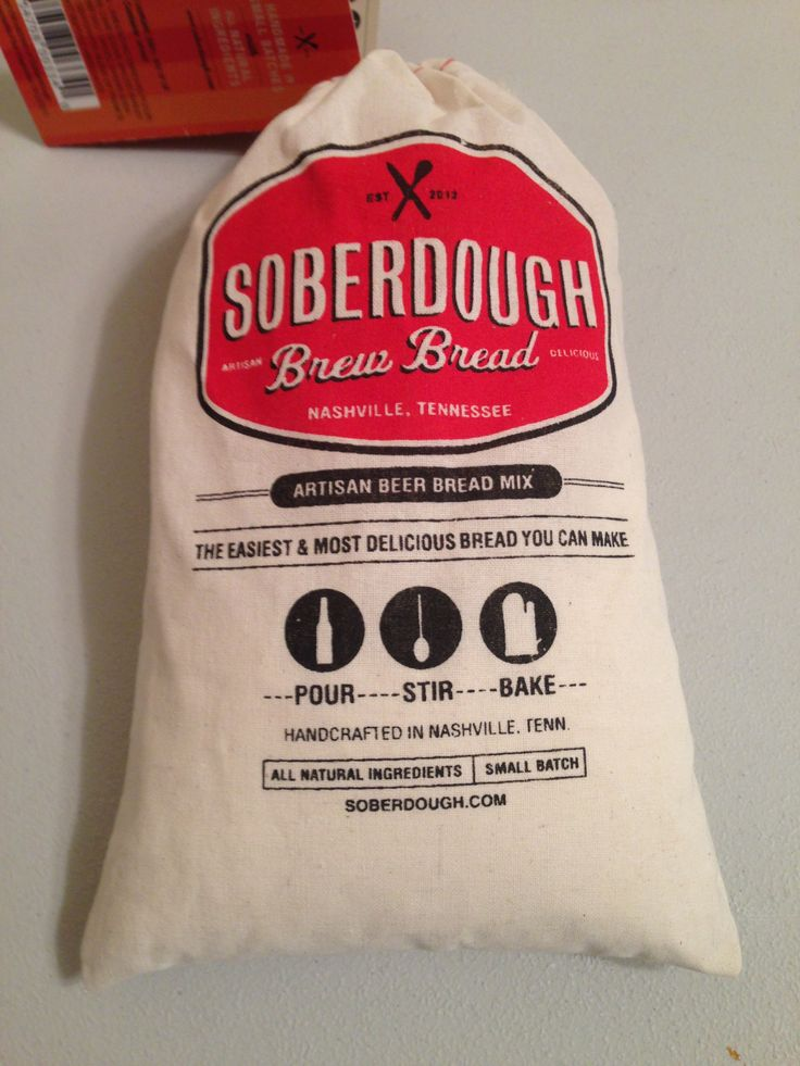 Make your own beer bread with Soberdough
