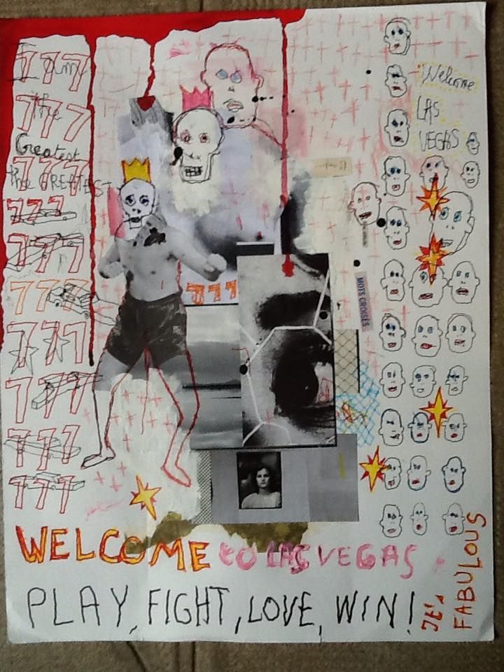 -Las Vegas    Collab started by Timwnas and finished by Alain Marciano (www.flickr.com/photos/alainmarciano/)