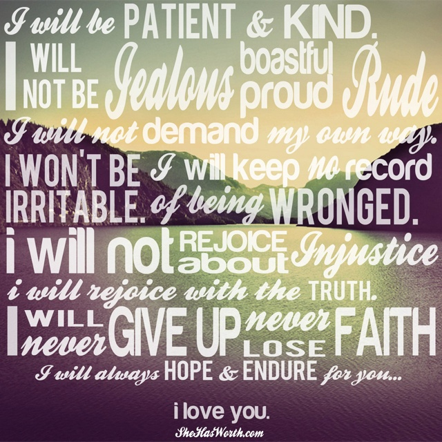 """What does it mean when you say """"I love you""""?: I Love You, 1 Corinthians 13, Do You, True Love, Corinthians 1347, Corinthians 1348, Interesting Quotes, 1Corinthians13, Bible Ver"""